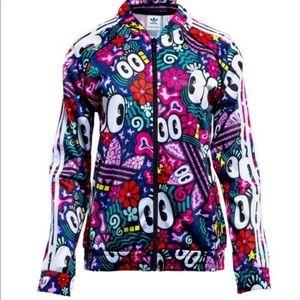 Adidas X Hatti Stewart Eyes Frack Jacket